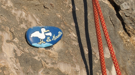 La Mouette Kalynos Name Plate