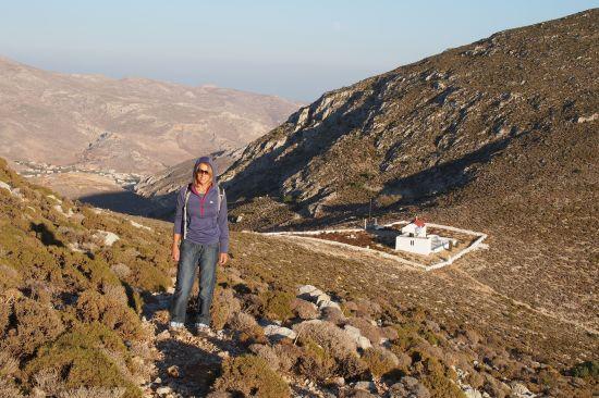 Walking Kalymnos