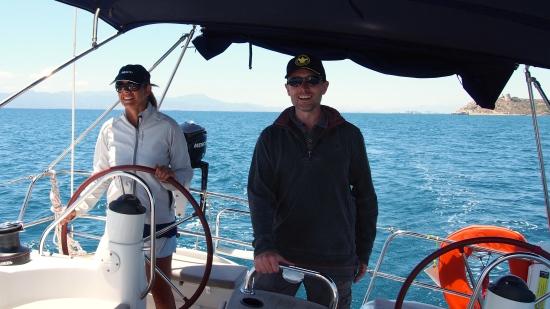 Sardinian Coast Cruising