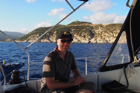 Fraser Cruises the Sardinian COast