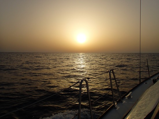 Tyrrhenian Sea Sunrise