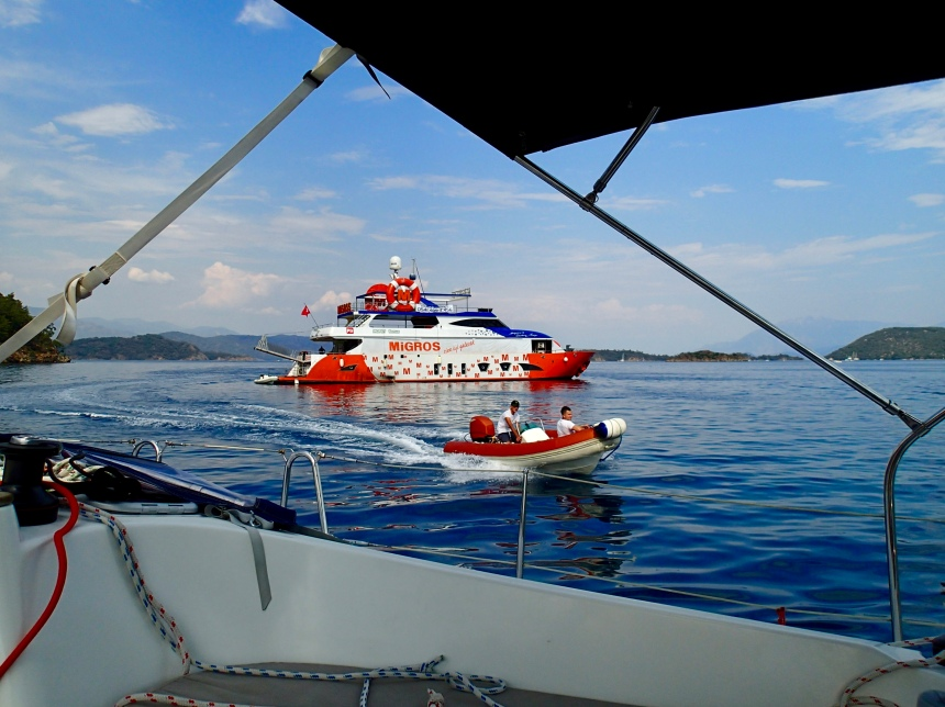 The Migros Boat