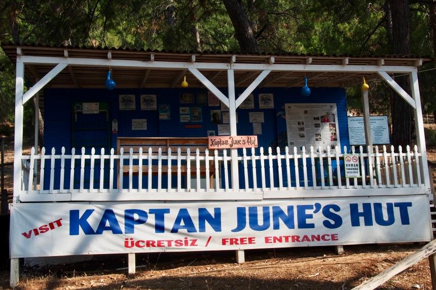 Kaptan June's Hut